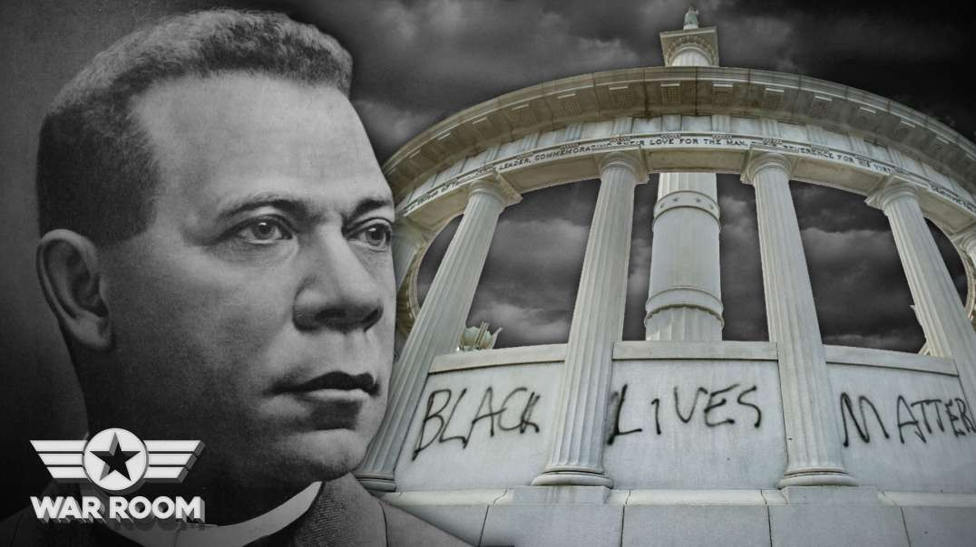Booker T. Washington Warned Us About BLM