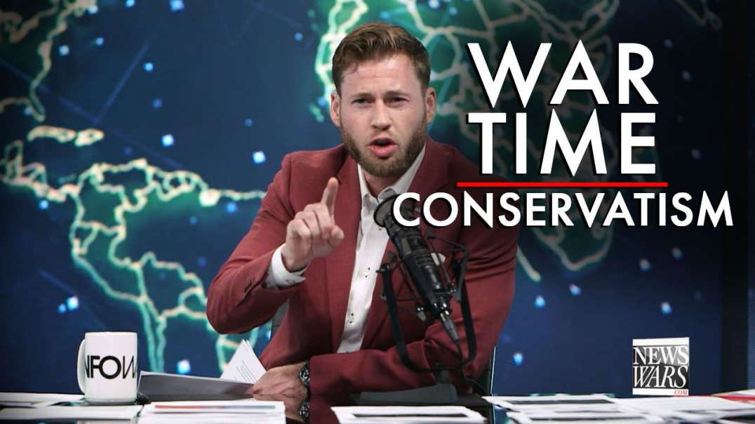 War Time Conservatism Is The Only Thing That That Will Stop The Death Cult Of The Democrats