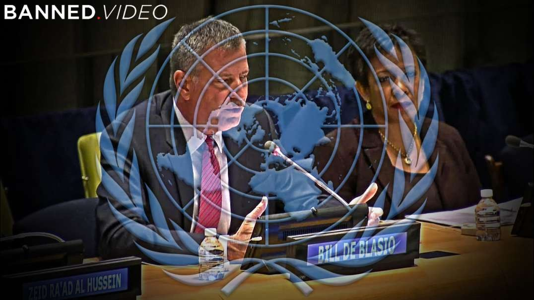 United Nations Takeover Of The US Police Departments Is Here