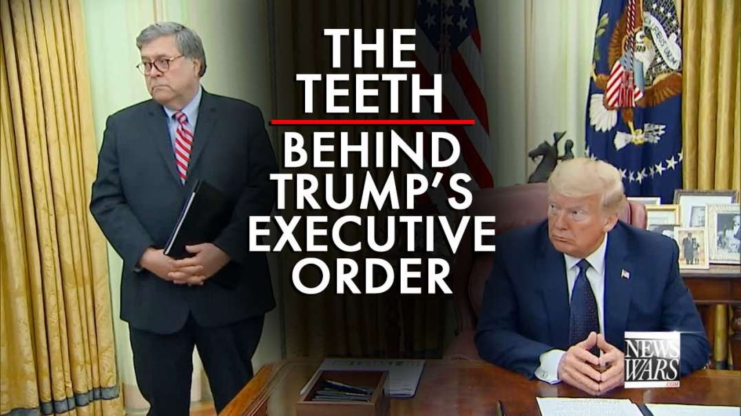 The Teeth Behind Trump's Social Media Executive Order