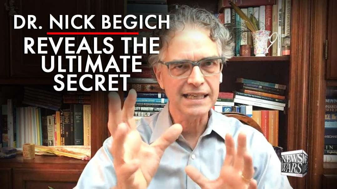 Dr. Nick Begich Reveals the Ultimate Secret
