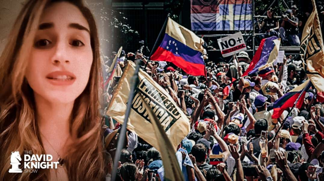 Venezuelan Actress Warns She's Seen THIS Antifa/BLM Movie Before