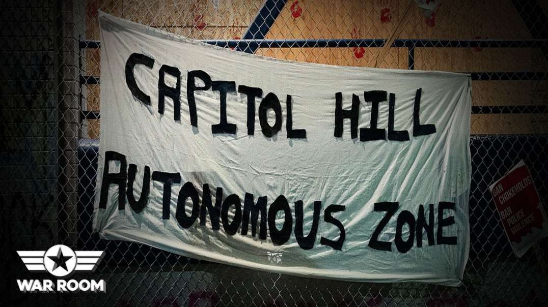 Update From ANTIFA Autonomous Zone In Seattle