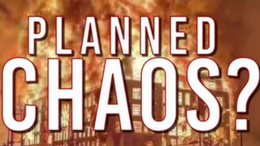 Are There Elements Of Planned Chaos In Minneapolis?