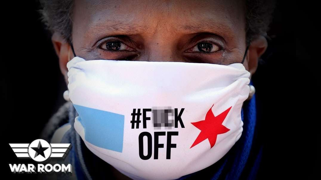 Democrat Mayor Of Chicago Tells Citizens To F*ck Off