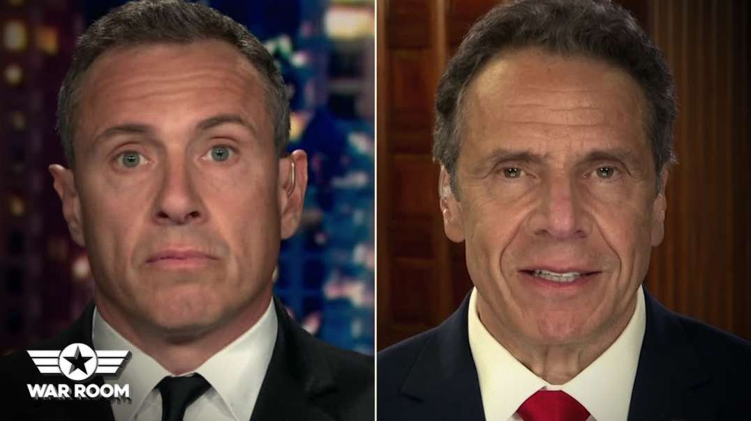 Chris Cuomo Congratulates His Brother Andrew On Successful Mass Murder