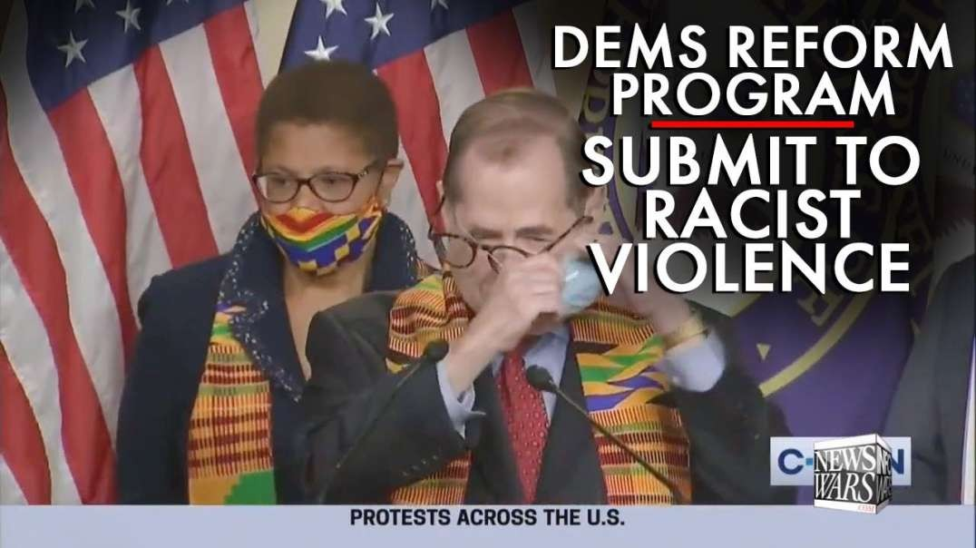 Dems Reform Program: Submit to Racist Violence