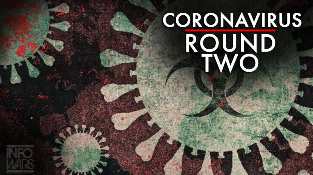 China And Mainstream Media Prepare For Coronavirus Round 2