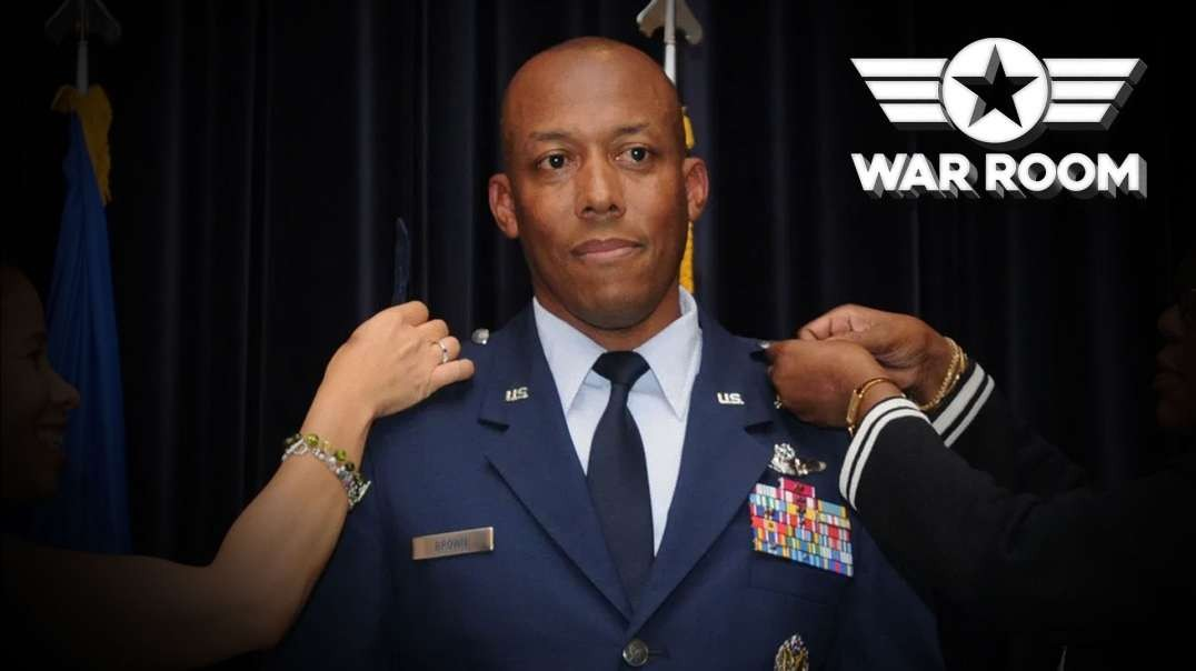 Senate Confirms First Black Military Chief; Media Ignores