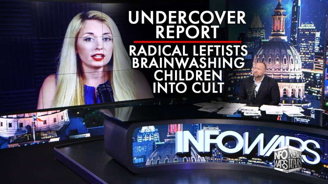 Undercover Report Exposes Radical Leftists Brainwashing Children Into Cult