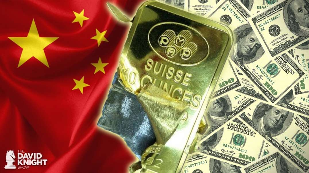 Chinese Succeed Where Goldfinger Failed: 83 TONS of Fake Gold Scam