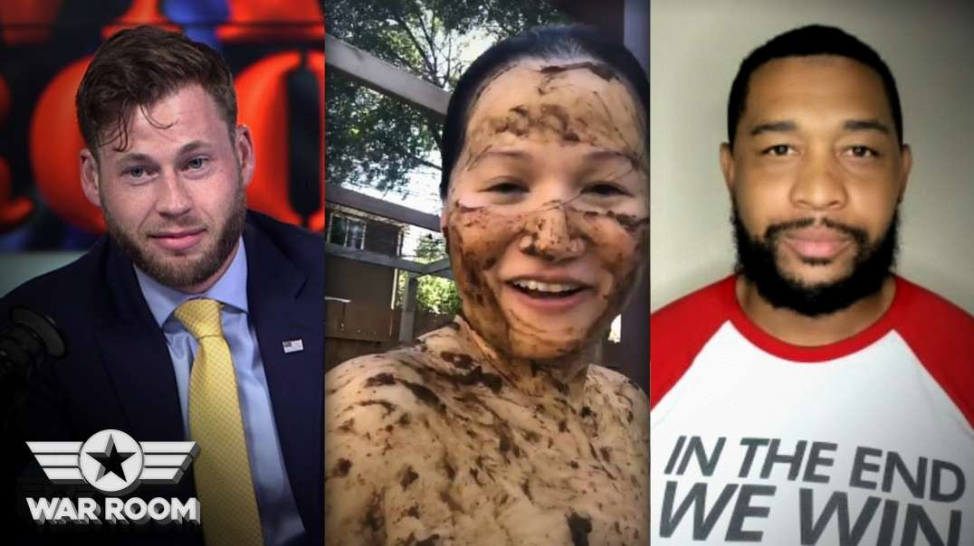 Leftists Cover Themselves In Feces In Solidarity For Black Lives Matter