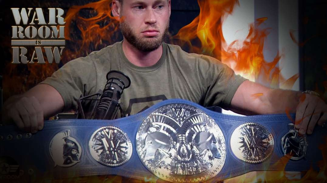 Owen Shroyer Announces Super Alpha Male Championship Fight