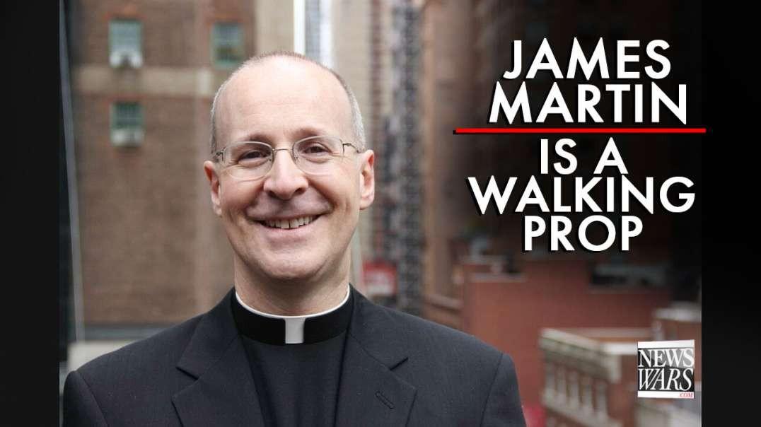 James Martin Is A Walking Prop