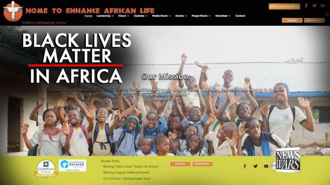 Black Lives Matter In Africa