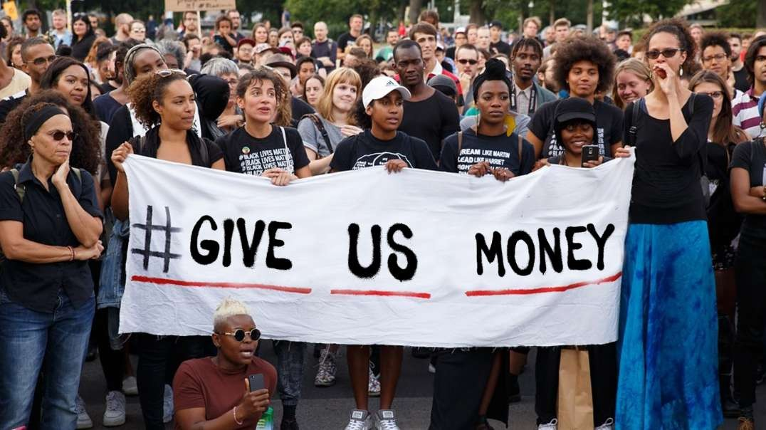 BLM Attempts To Extort $10 Billion From Chase Bank