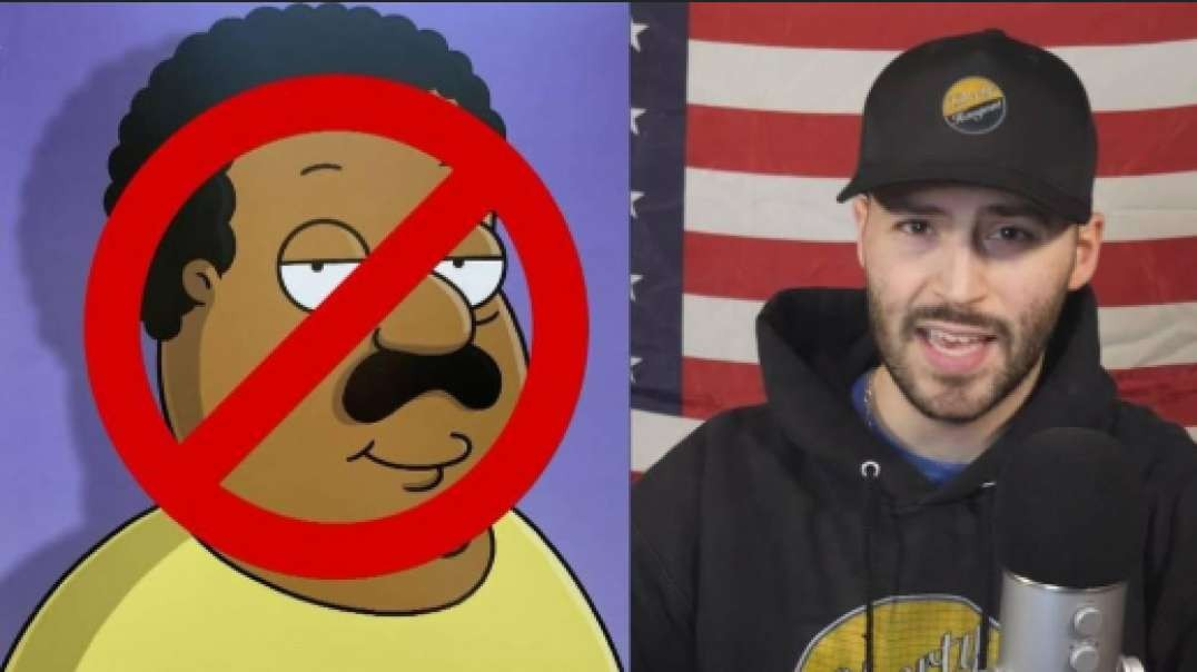 The Left Cancels Black Cartoons