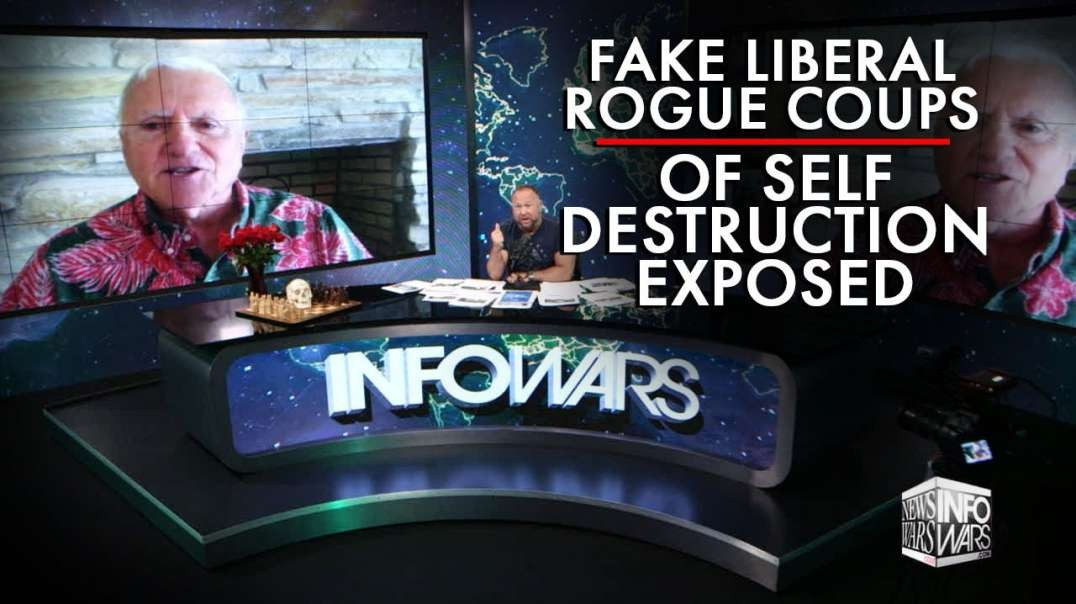Fake Liberal Rogue Coups of Self Destruction Exposed