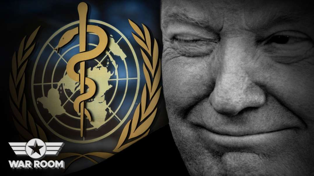 President Trump Cuts Funding From The WHO