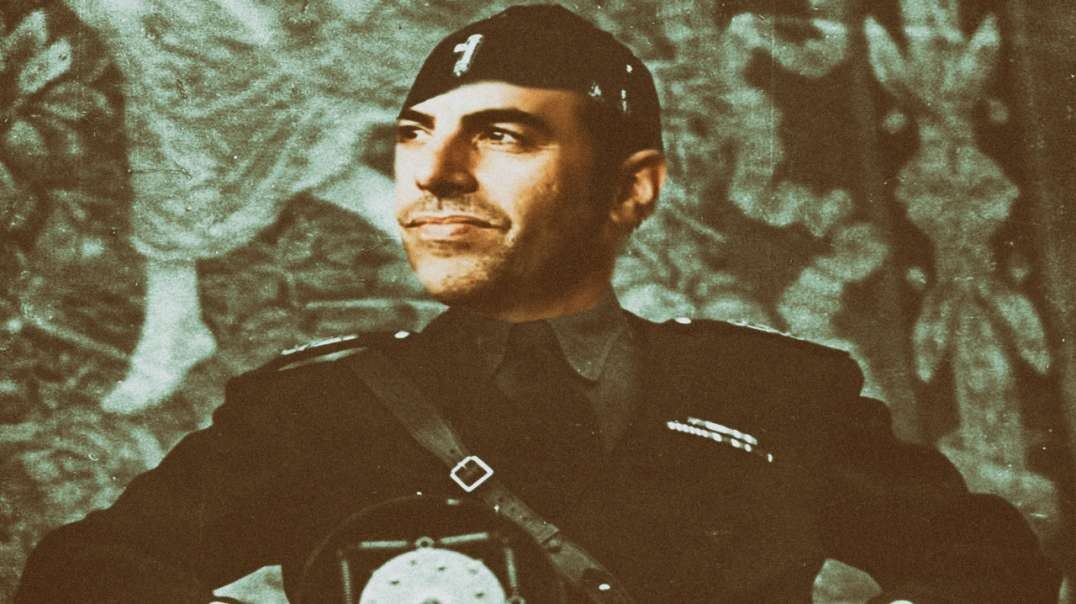 Sacha Cohen :Enforcer Of Propaganda