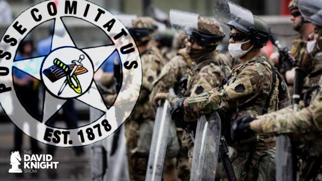 Posse Comitatus: What Police Reform Could Look Like