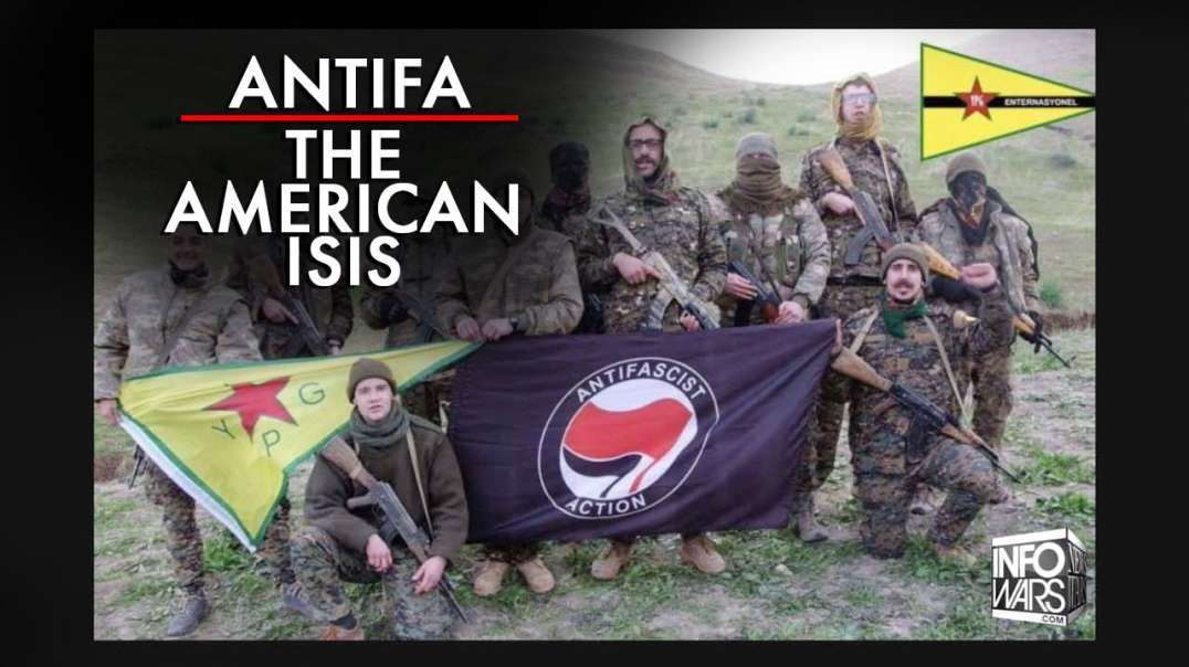 Antifa: The American ISIS