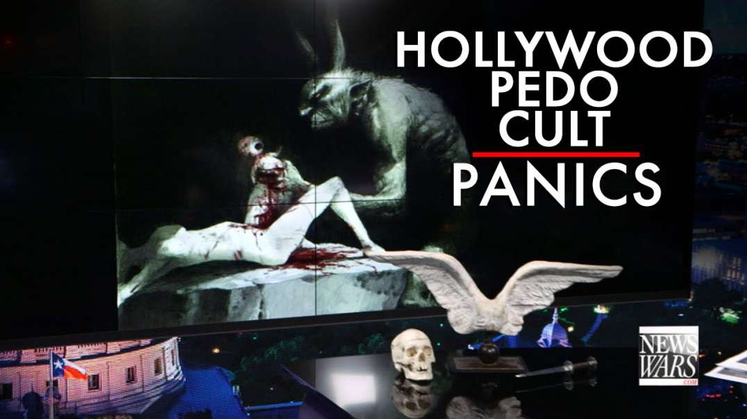 Hollywood Pedo Cult Panics as Alleged Epstein Connections Exposed