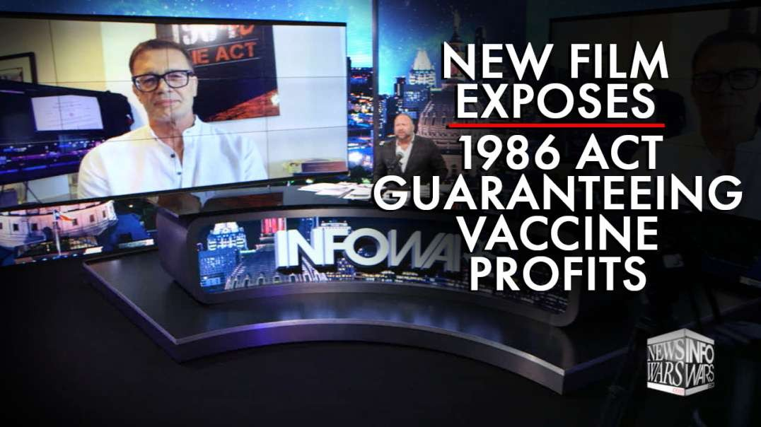 New Film Exposes 1986 Act Guaranteeing Vaccine Makers' Profits
