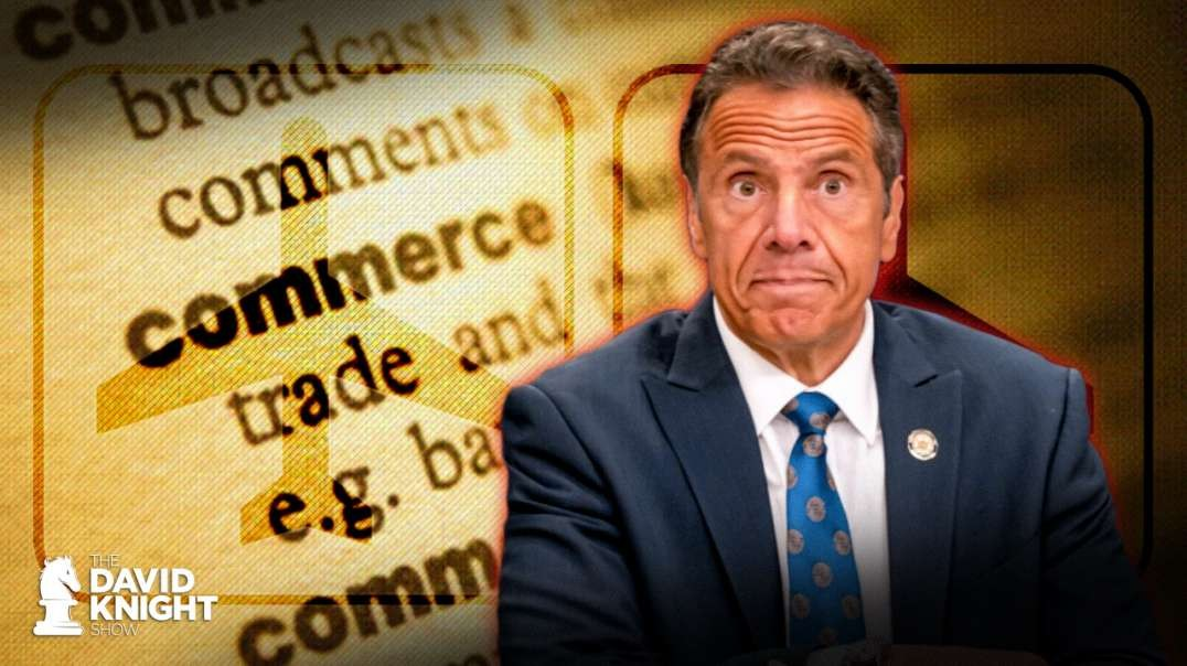 Cuomo Has No Authority To Restrict Travel Under Commerce Clause of Constitution
