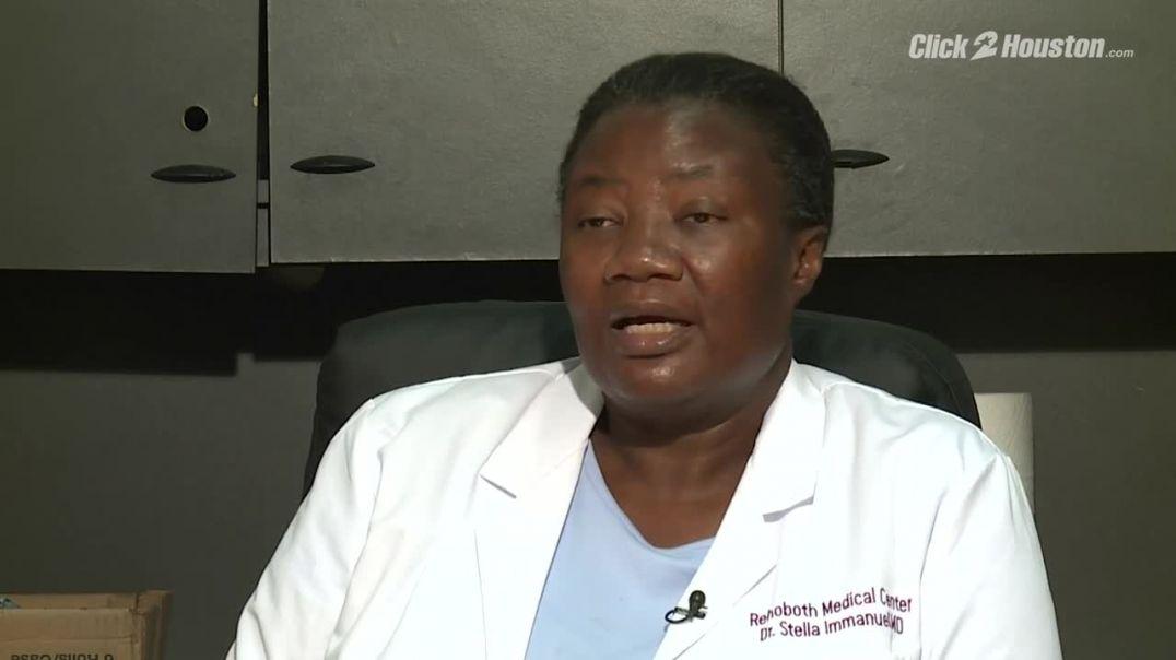 Houston Doctor   FULL INTERVIEW
