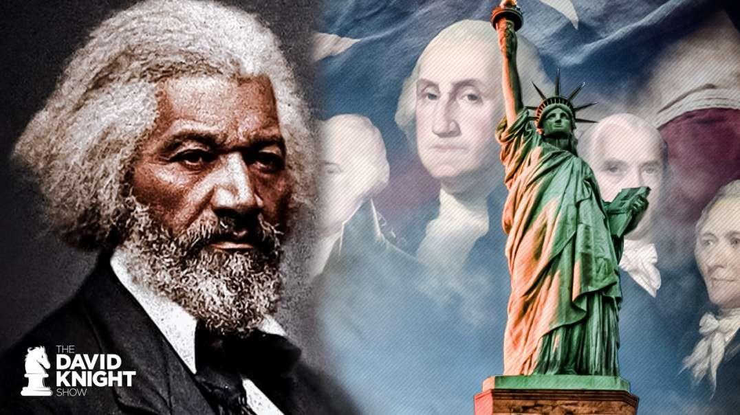 Frederick Douglass on Founding Fathers & Liberty