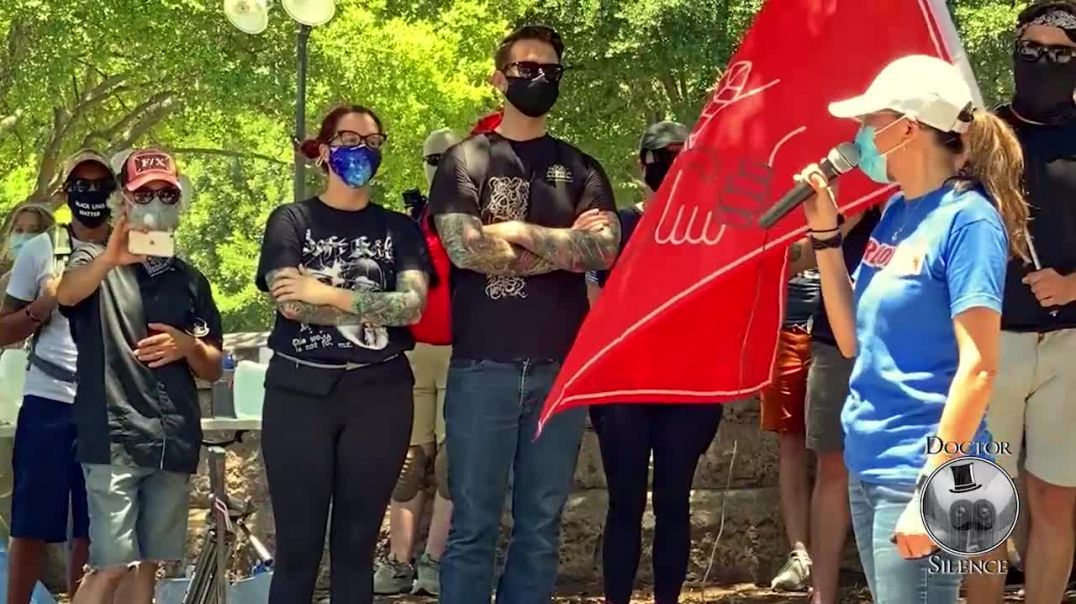 Highlights: Local BLM Commies Run Wild in Austin Texas