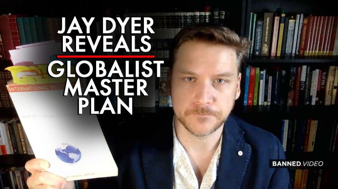 Jay Dyer Reveals The Globalist Master Plan