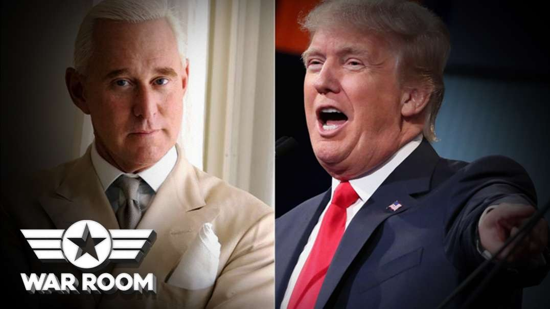 Roger Stone Predicts Landslide Victory For Trump In 2020