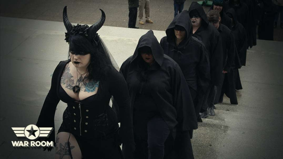 Satanists And Witches Hex Young Conservatives In Texas College