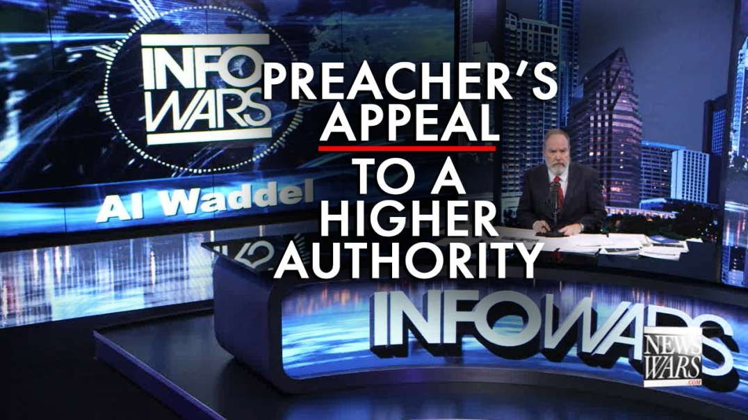 Hear This Preacher's Appeal to a Higher Authority for Humanity