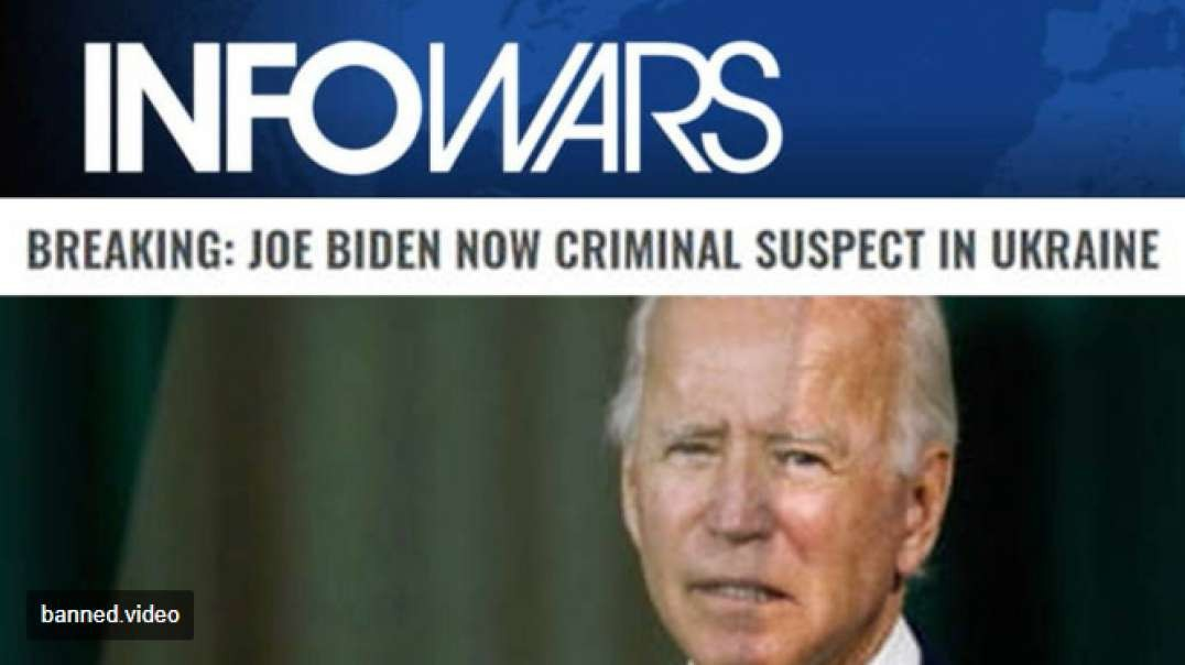 Joe Biden is Now a Suspect in Ukraine Corruption Scandal
