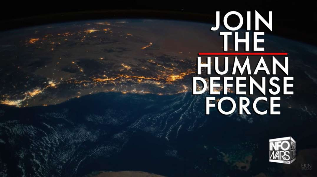 Join the Human Defense Force