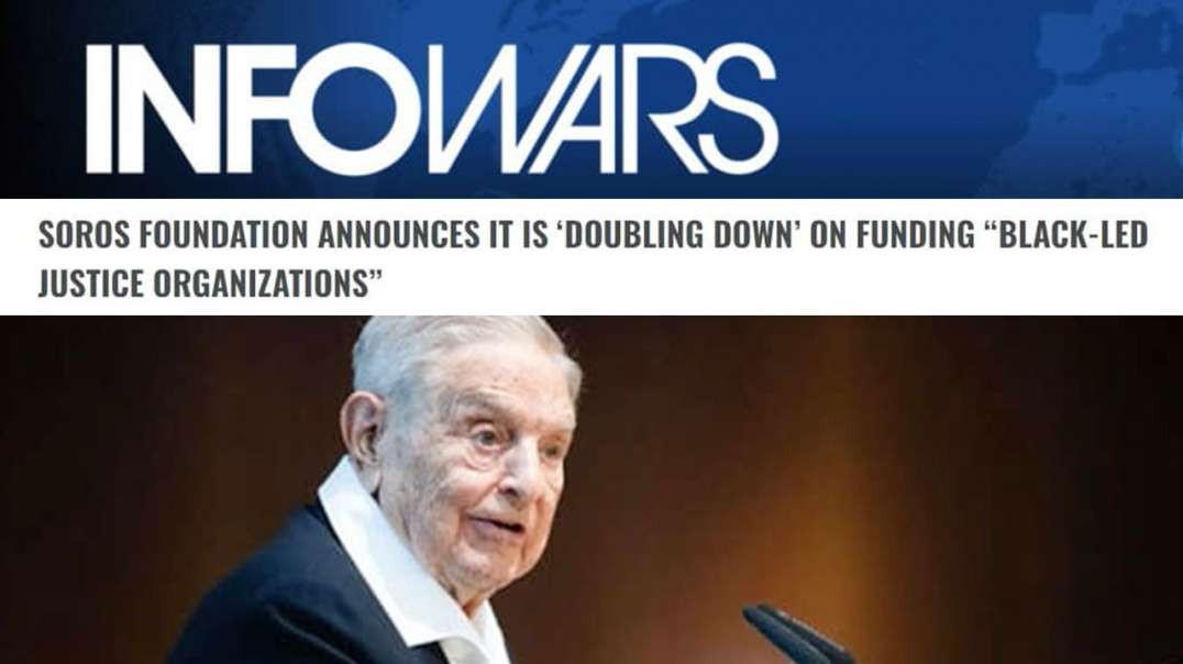 BREAKING: Soros Funded BLM/Antifa Ramp Up Assasination of Whites Across USA