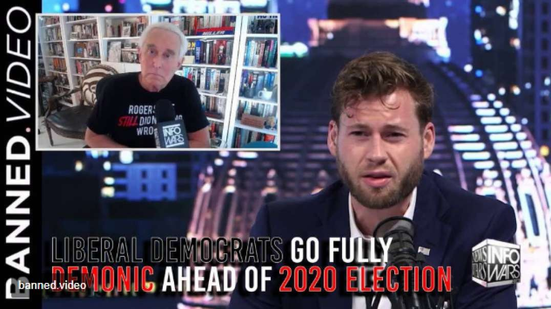 Liberal Democrats Go Fully Demonic Ahead Of 2020 Election