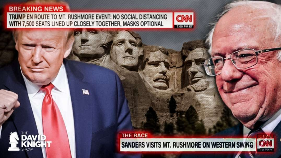 Two-Faced CNN on 4 Faces of Rushmore (and Trump)