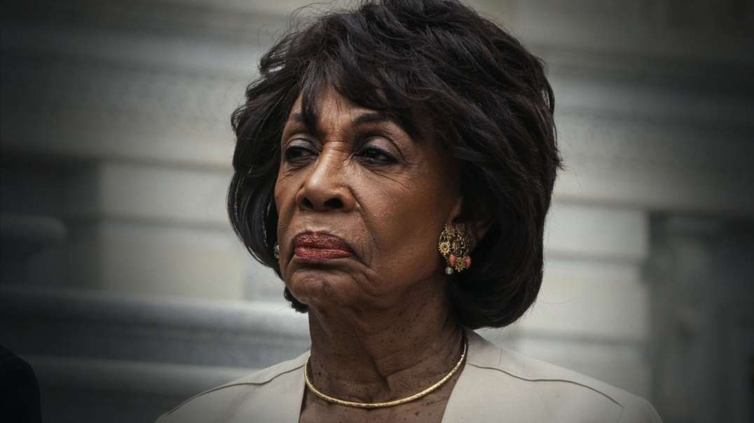 Maxine Waters Is In Deep Trouble