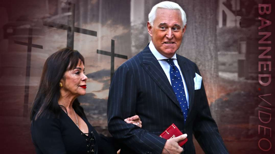 Roger Stone Credits His Faith In Jesus Christ For His Strength In The Epic Struggle For Freedom