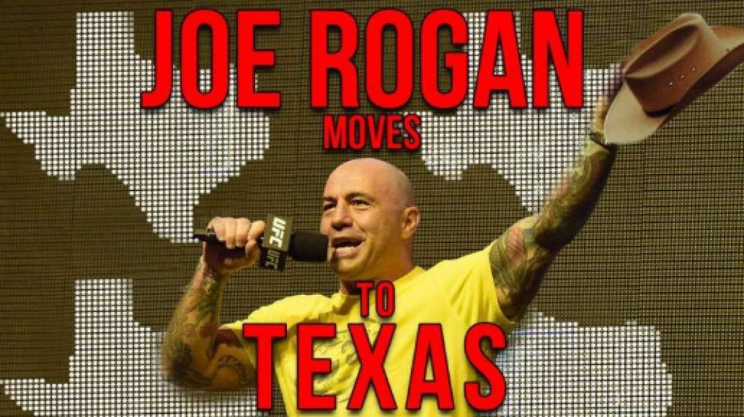 ALEX JONES TALKS JOE ROGAN MOVE TO TEXAS / COVID 19 BIOWEAPON ORIGIN
