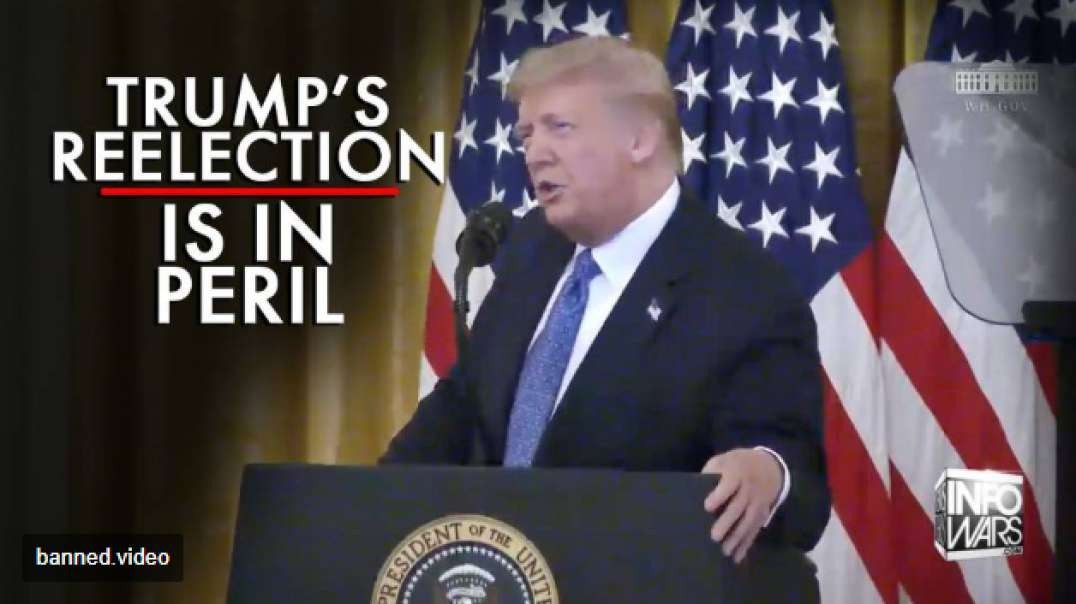 Trump's Reelection In Peril As Base Leaving And Voter Fraud Looming