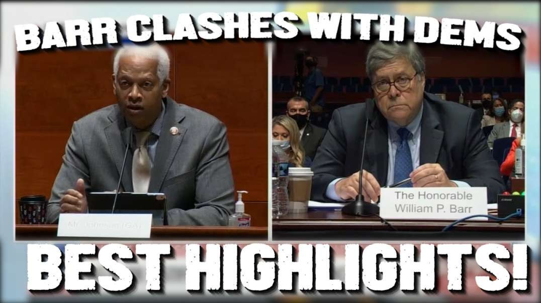 AG Barr Clashes with Dems: Best Highlights