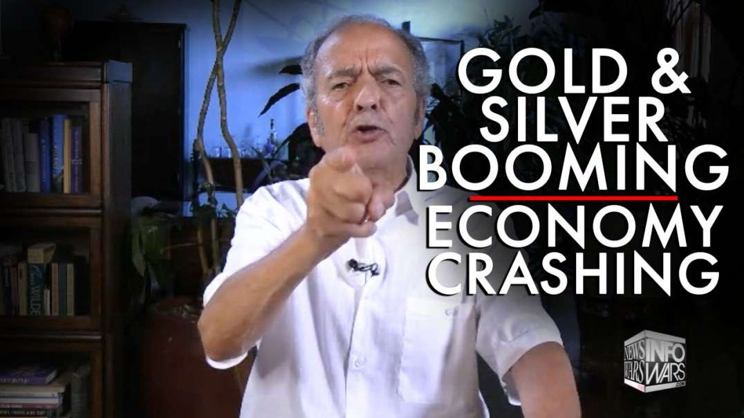 Gold And Silver Booming, Economy Crashing, Prepare for The Worst