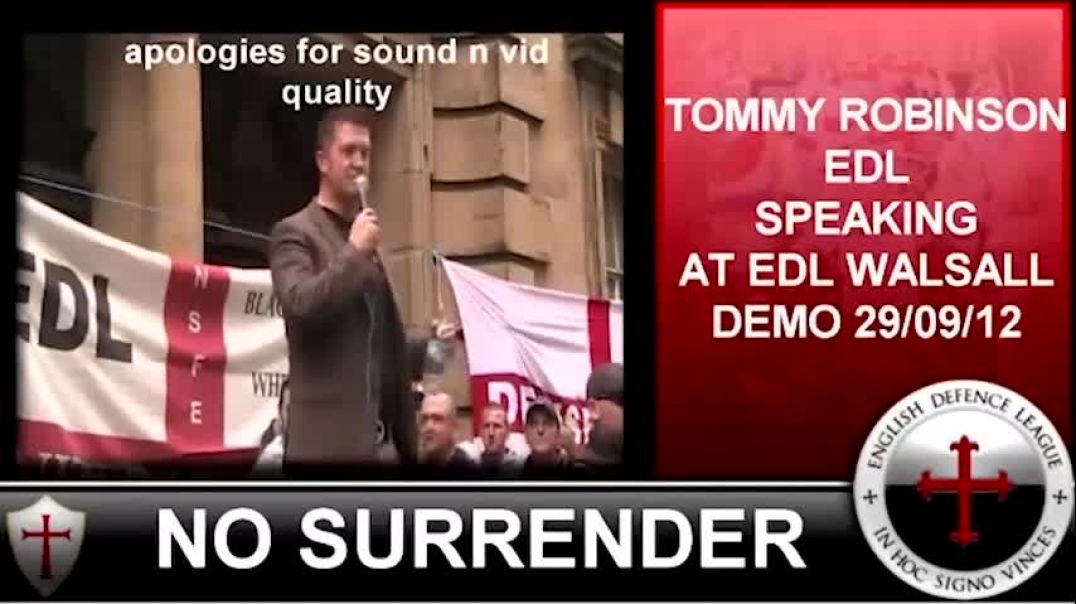 Is Tommy Robinson Really A Racist?