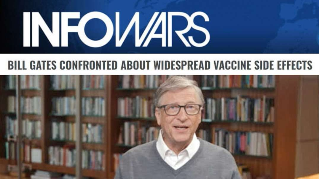 Pigs Fly! CBS News Exposes The Dangers of Bill Gates' Vaccines