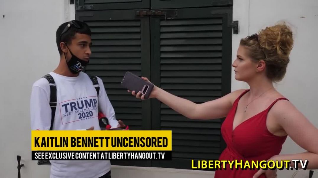 Hispanic Trump Supporter Speaks Out